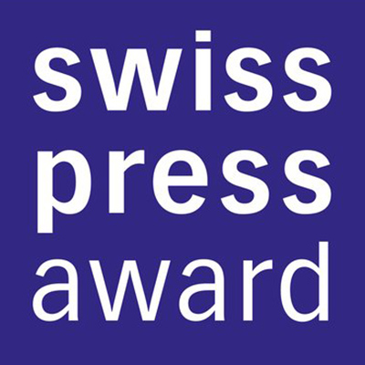 SWISS PRESS AWARD - Streaming Solutions - event live streaming