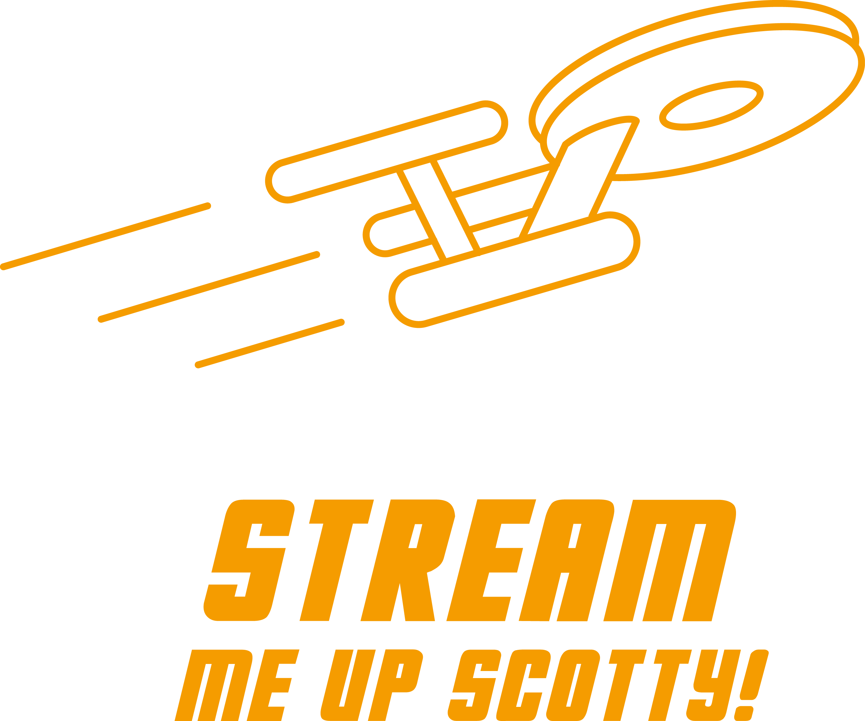 STREAM ME UP SCOTTY, Streaming Solutions